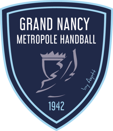 Logo du Grand Nancy Métropole Handball